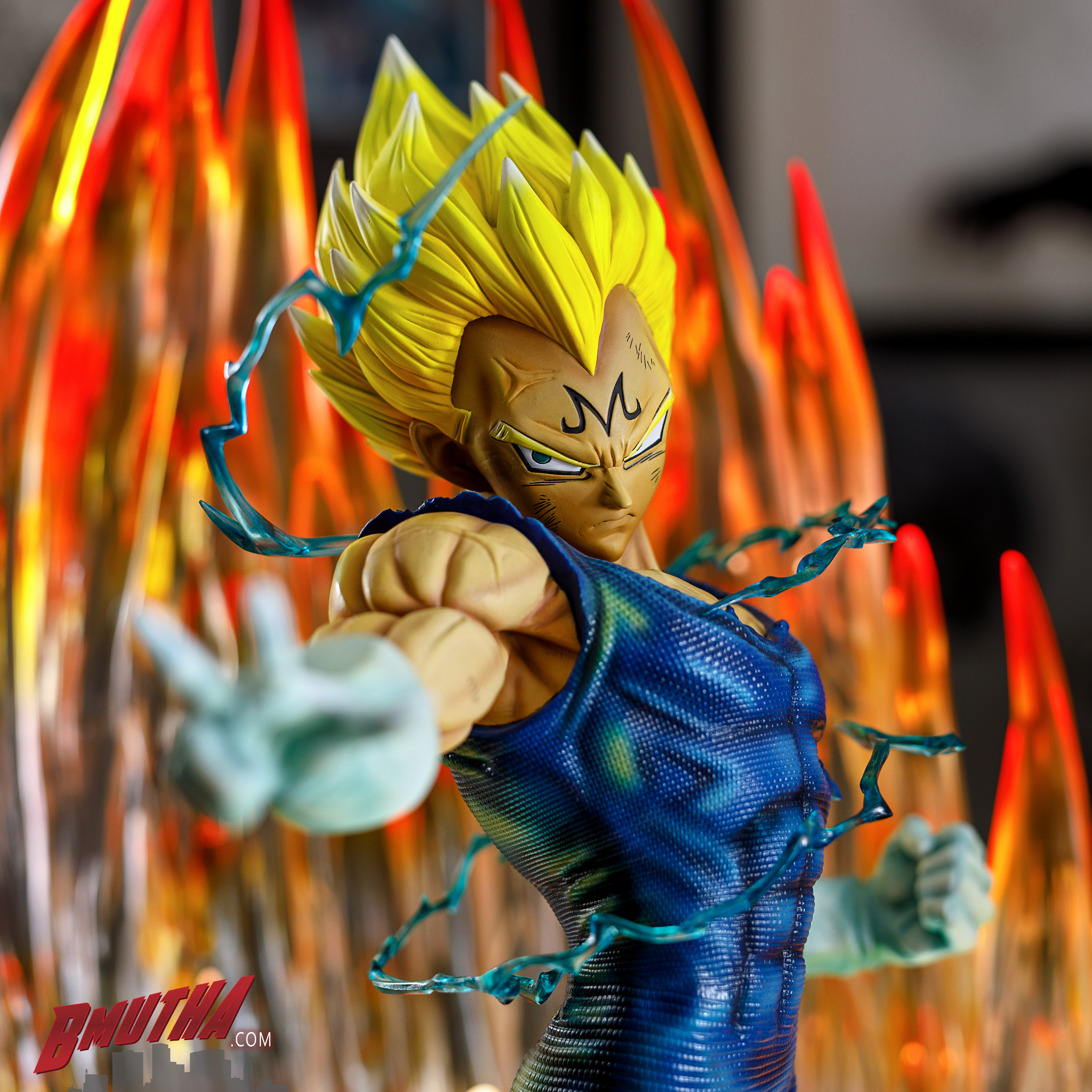 Tsume-Art: Majin Vegeta Review